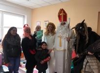 Mikuláš navštívil děti z našich rodin