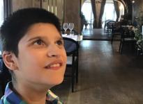 Pomozte Daníkovi a jeho mamince financovat odlehčovací pobyt