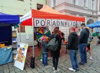 Občanská poradna na festivalu Město lidem / lidé městu